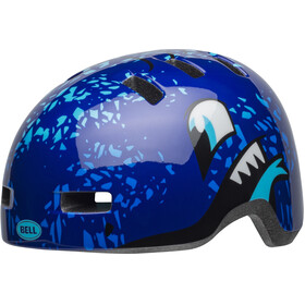 Bell Lil Ripper Helmet blue eyes